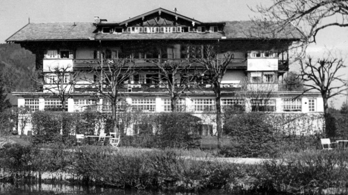 Pension Hanselbauer in Bad Wiessee
