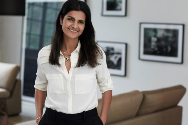 Fashion Week Leyla Piedayesh
