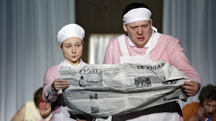 drama berlin de 14 01 2016 Deutsches Theater Berlin DIE AFFAERE RUE DE LOURCINE von Eugene Labiche