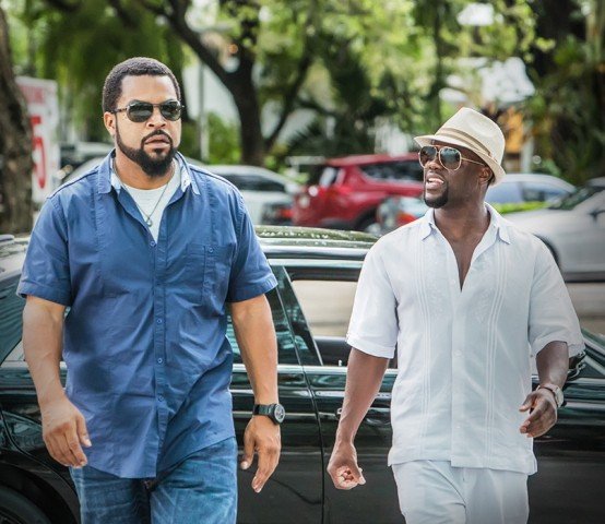 Ride Along Ice Cube Kevin Hart