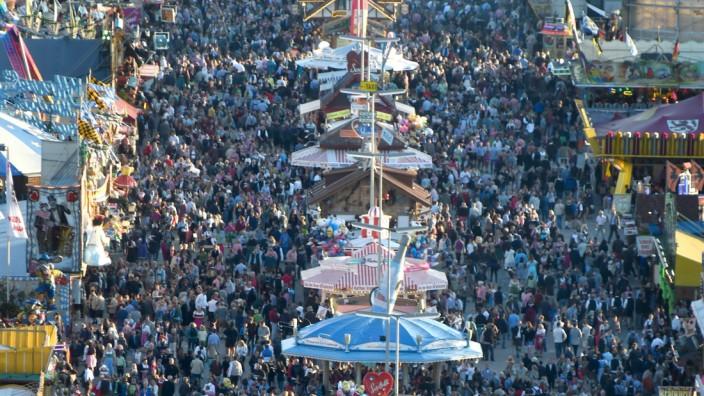 Oktoberfest 2015 - Übersicht