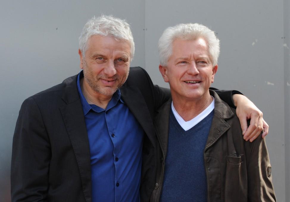 Karl-Valentin-Orden an Miroslav Nemec und Udo Wachtveitl