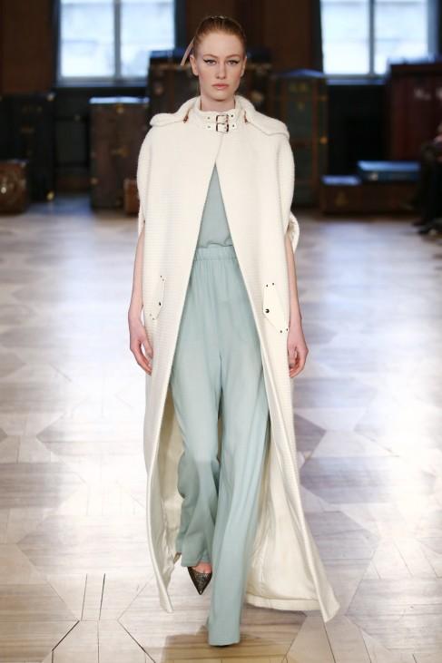 Marina Hoermanseder Show - Mercedes-Benz Fashion Week Berlin Autumn/Winter 2016