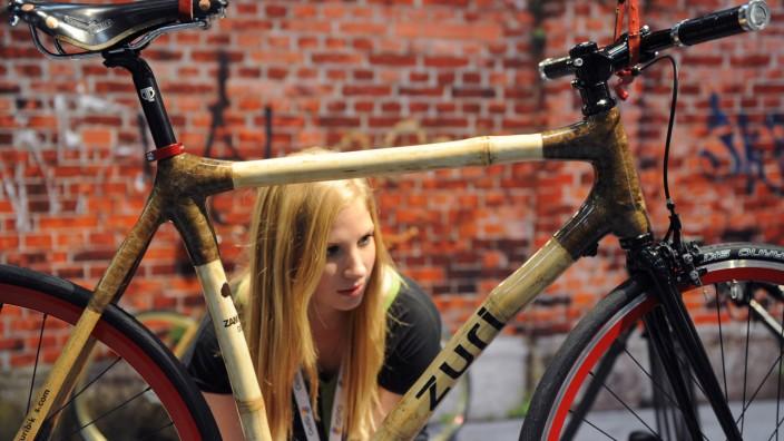 Sportartikelmesse Ispo Bike