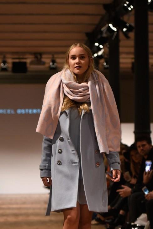 Marcel Ostertag Show - Mercedes-Benz Fashion Week Berlin Autumn/Winter 2016