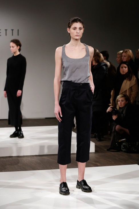 Philomena Zanetti Show - Mercedes-Benz Fashion Week Berlin Autumn/Winter 2016
