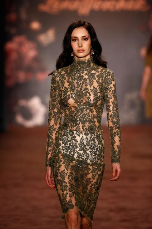 Lena Hoschek Show - Mercedes-Benz Fashion Week Berlin Autumn/Winter 2016