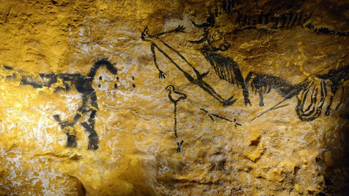 Lascaux Cave replicas exhibition preview