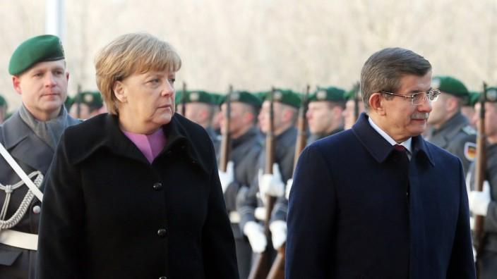 Erste deutsch-türkische Regierungskonsultationen