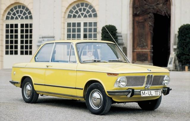 BMW 02-Serie (1966)