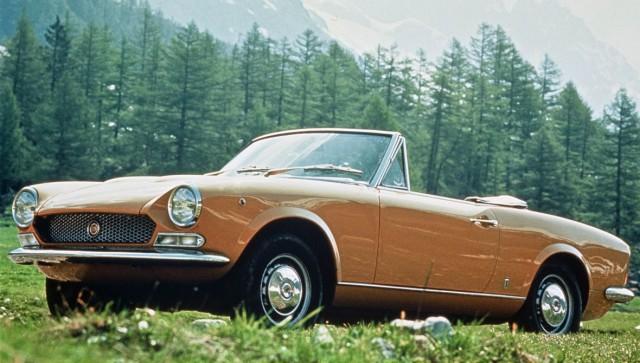 Fiat 124 Spider (1969)