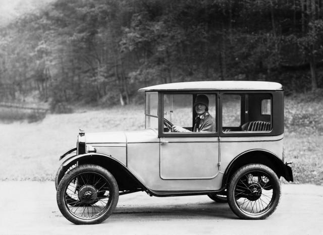 Limousine von BMW, 1928