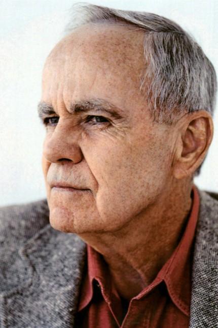 Schriftsteller Cormac McCarthy