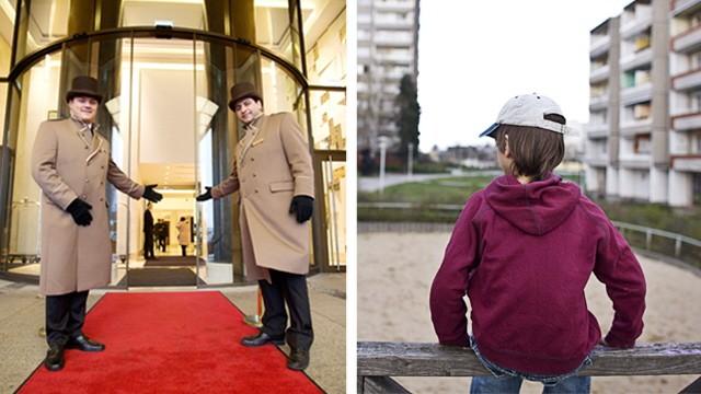 Der Reichtum in Deutschland ist extrem ungleich verteilt