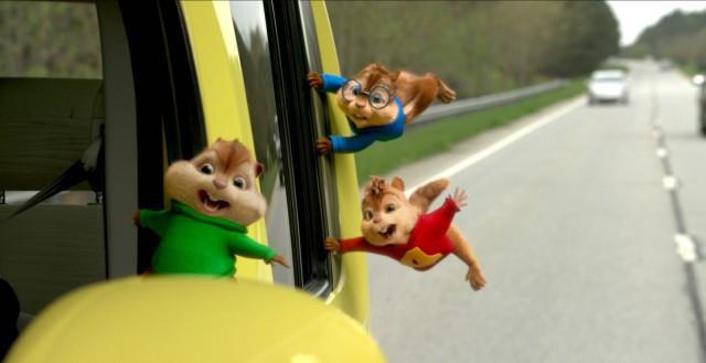 """Kinostart - ´Alvin und die Chipmunks: Road Chip"""""""