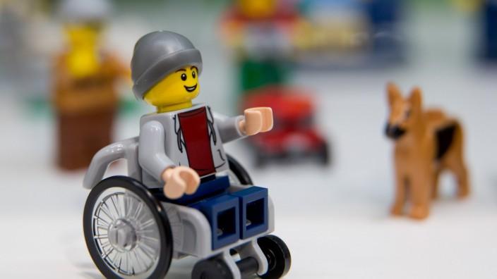 Spielzeug: Lego bringt eine Rollstuhl-Figur auf den Markt