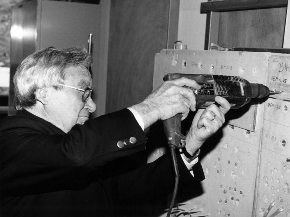 Erfinder und Unternehmer Artur Fischer tot