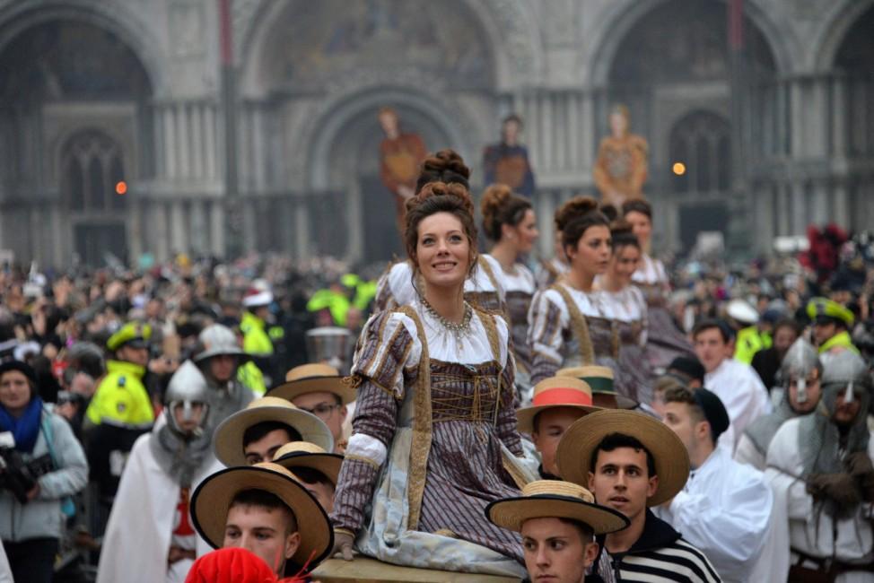 Venice Carnival Festival