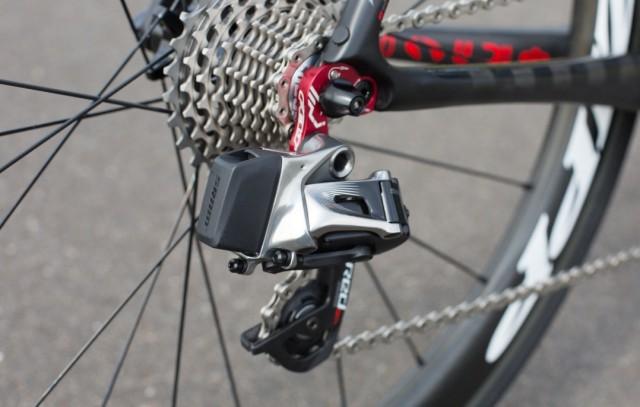 Sram eTap, eine elektronische Rennrad-Schaltung