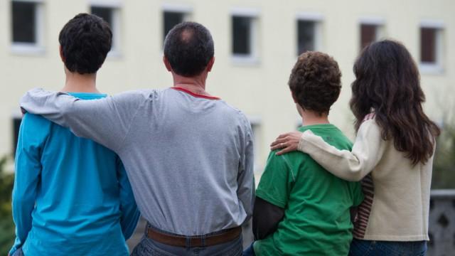 Syrische Flüchtlinge in Deutschland