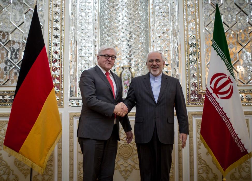 Steinmeier im Iran