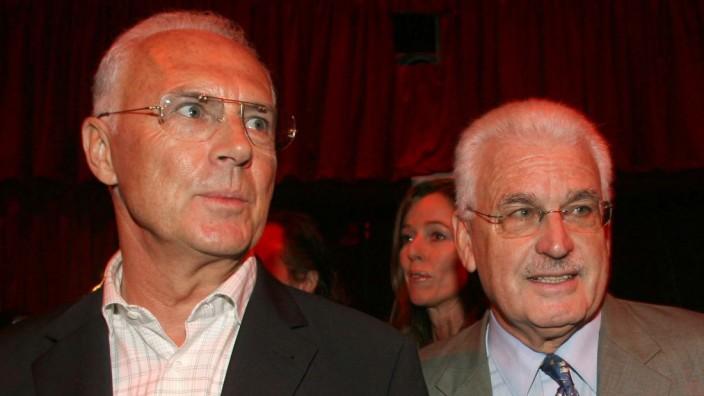 Beckenbauer und Radmann