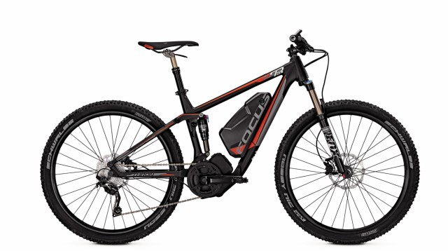E-Mountainbike Focus Thron