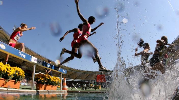 World Athletics Final - 3000m Hindernis Frauen