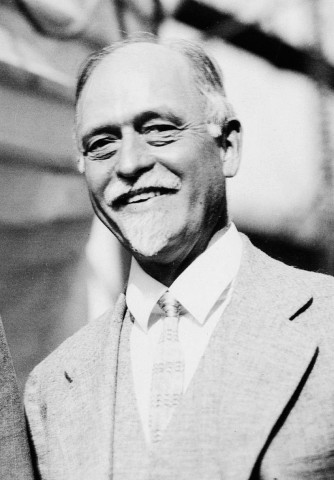 Irving Fisher, 1927