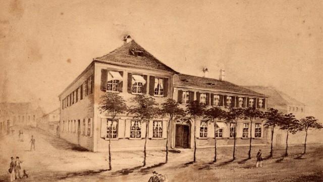 Erlangen: Seinen Ursprung hat das Klinikum im Institutum clinicum chirurgicum.