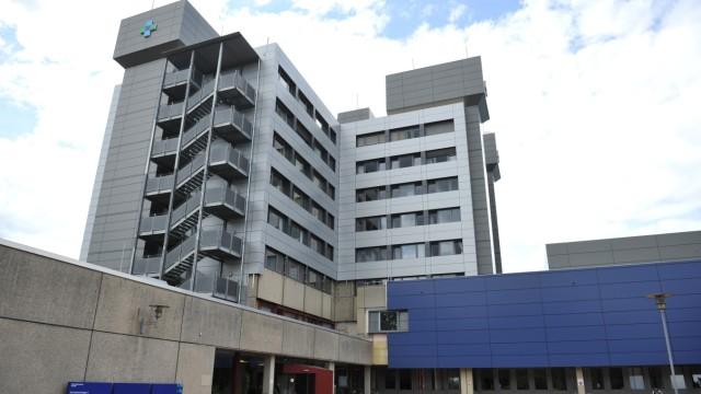 Die Universitätsklinik in Erlangen.