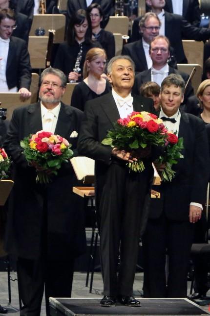 Zubin Mehta (c) Wilfried Hösl