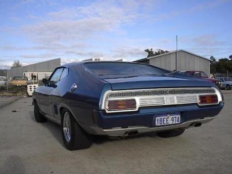 Muscle Cars aus Australien