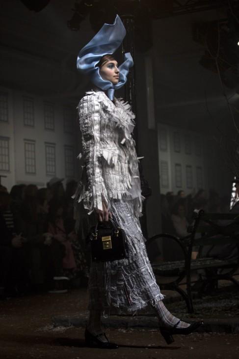 Thom Browne - Runway - New York Fall Fashion Week 2016