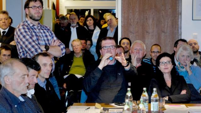 Berg: Gemeinderatssitzung