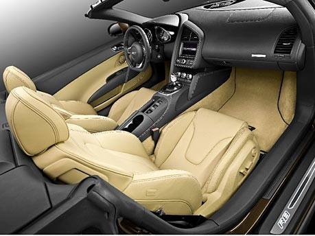 IAA 2009: Audi R8 Spyder