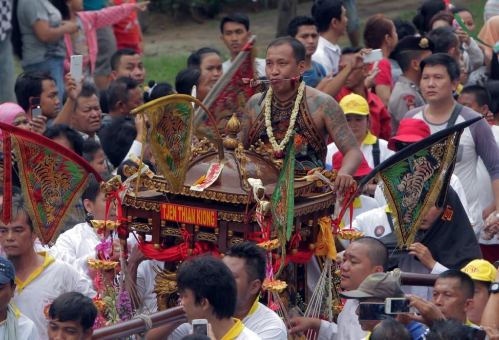Cap Go Meh celebration  in Jakarta