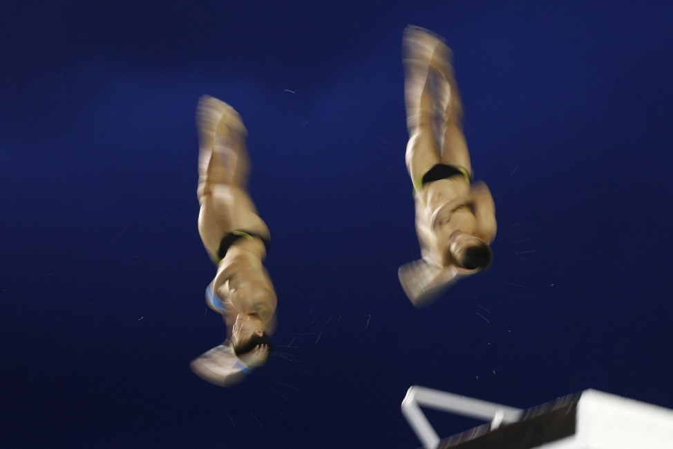 FINA Diving World Cup in Rio de Janeiro