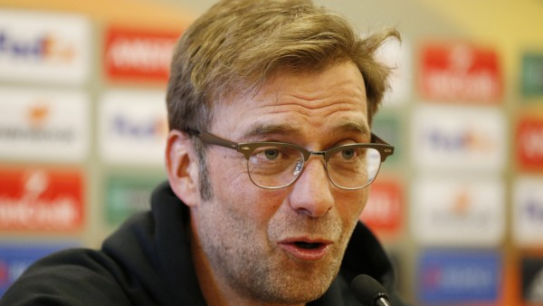Liverpool Press Conference