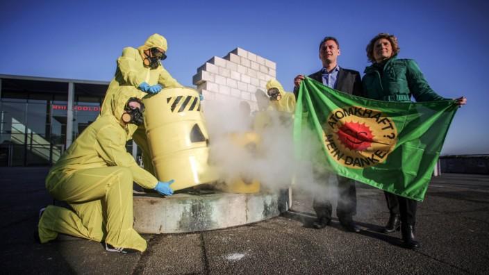 Atom-Aktion Grüne Rheinland-Pfalz