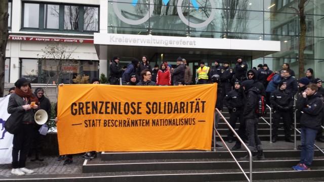 Protest KVR München