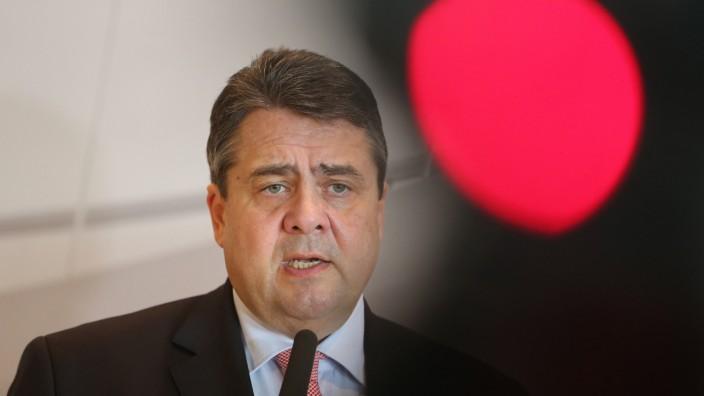 Konferenz der SPD-Bundestagsfraktion zur Flüchtlingspolitik