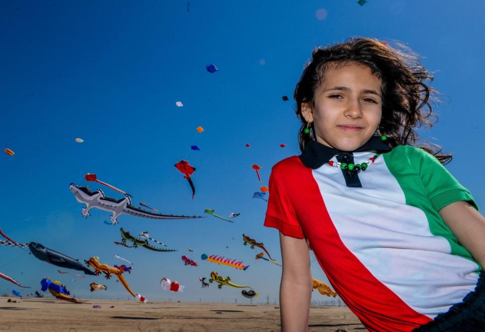 Kuwaitis celebrate National Day