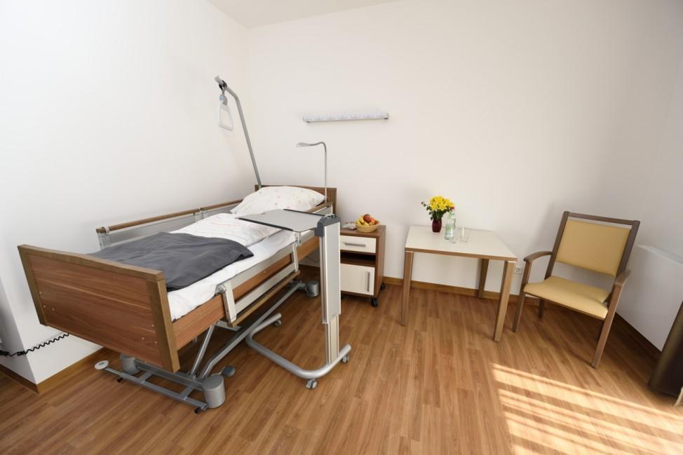 Neubau eines Pflege- und Seniorenheims in München, 2015