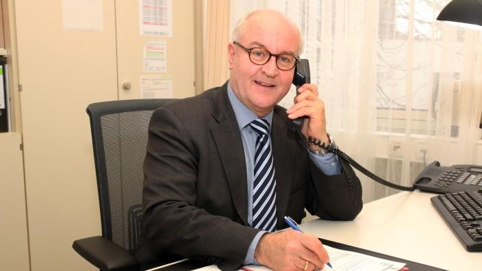 Medizinaldirektor Dr. Lorenz Schröfl; Medizinaldirektor Lorenz Schröfl
