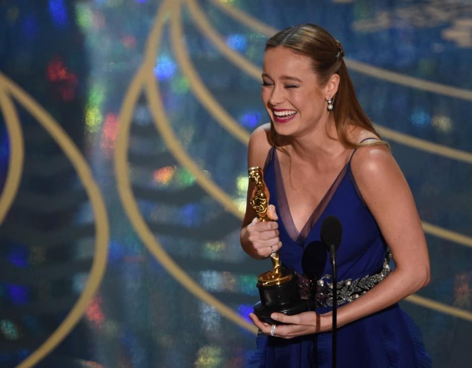 Academy Awards - Oscars: Brie Larson als beste Hauptdarstellerin ausgezeichnet