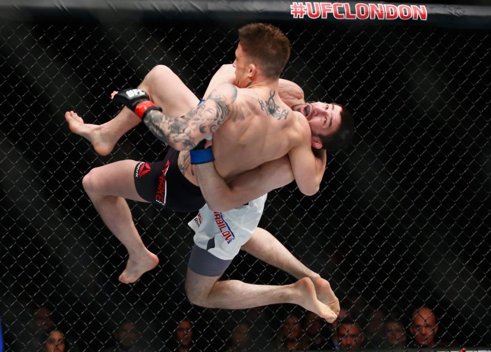 *** BESTPIX *** UFC Fight Night: Silva v Bisping
