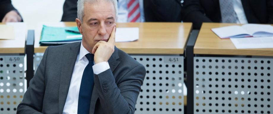 Sondersitzung Landtag Sachsen