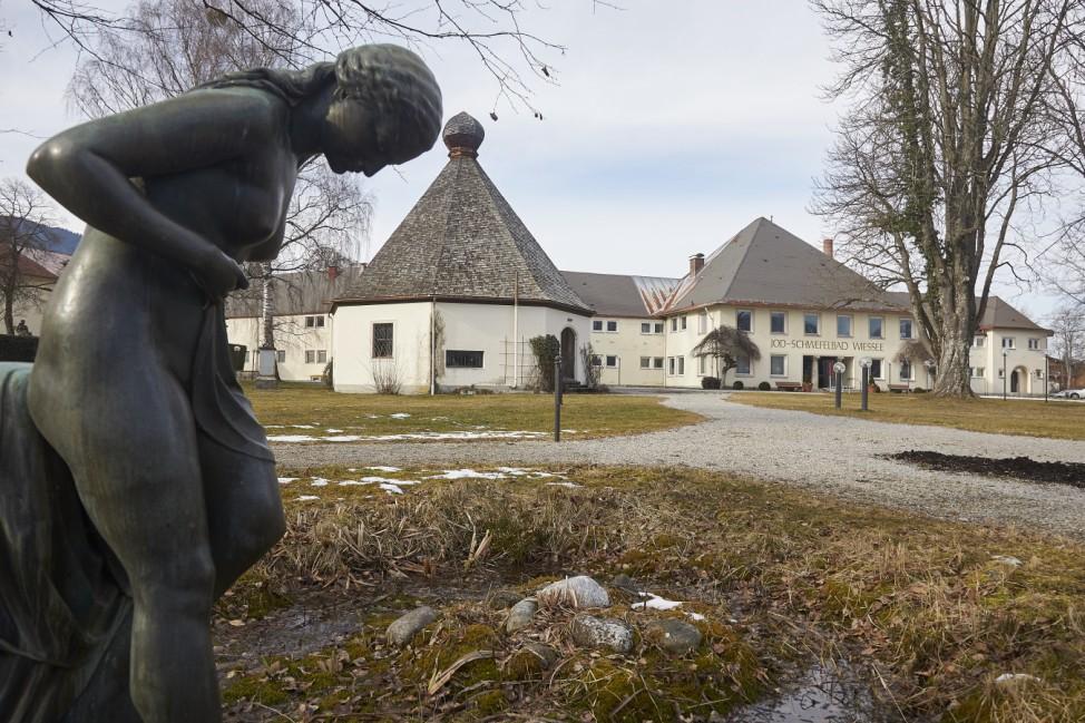 Neubau des Jod-Schwefelbades