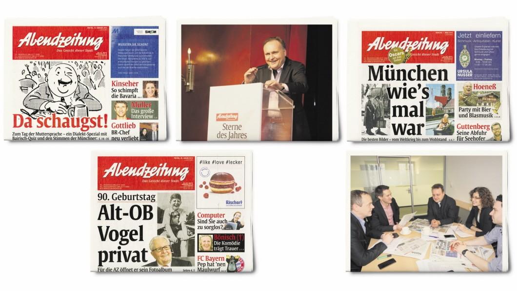 Münchner Abendzeitung Das Leben nach dem Tod München